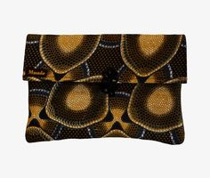 African print bag - available online Printed Bags, Clutch Bag, African, Chic, Accessories, Shabby Chic, Clutch Bags, Elegant, Clutches