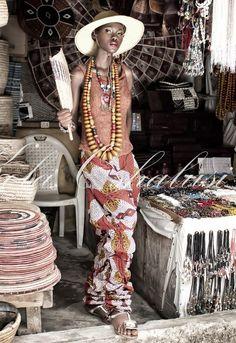 African Style ~African fashion, Ankara, kitenge, African women dresses, African prints, African men's fashion, Nigerian style, Ghanaian fashion ~DKK