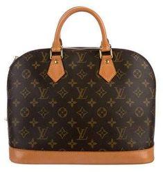 0967b6c19a9e Authentic Louis Vuitton Alma Pm