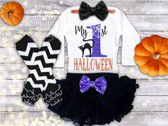 1st Halloween Outfit Halloween, Baby Girl Halloween Costume