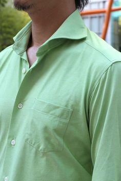 Cutaway Knit Shirts