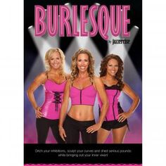 """WATCH OUT! We are conducting a very special """"Girls Night Out"""" Jazzercise Class on FRIDAY, NOVEMBER 9 at 7 PM!  Based on Jazzercise's popular 'Burlesque by Jazzercise' DVD, this class will provide an opportunity to de-stress, let loose, meet new people and enjoy refreshments and raffle prizes. $15 per person, and attendees will receive a discount on the purchase of the 'Burlesque by Jazzercise DVD.'"""