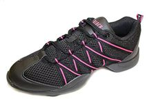 Bloch Criss Cross (S0.524) with Pink Stripes UK Size 9.5L... https://www.amazon.co.uk/dp/B007PCN6LG/ref=cm_sw_r_pi_dp_x_yQQ4xbBHMJSME