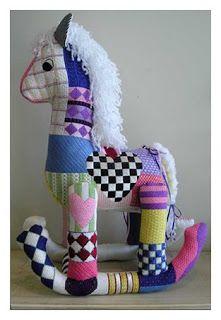 Rocking Horse-Sew Much Fun