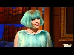 Lady Gaga On The Paul O Grady Show Part 1 2011.