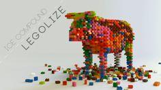 Softimage Ice Compound - Legolize in Softimage ICE Videos