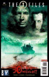 #X-Files - 30 Days Of Night (1-6 series) Complete » Comics, Download Free Comics