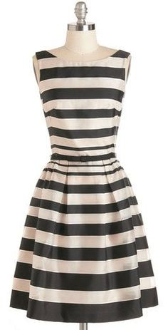 Black  white stripes.