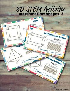 Money Saving Mom® - Page 2 of 6977 - Intentional finance. Money Saving Mom® - Page 2 of 6977 - Intentional finance. Geometry Activities, Stem Activities, 3d Shapes Activities, Kindergarten Stem, 3d Shapes Kindergarten, Preschool, Kindergarten Projects, Kindergarten Worksheets, Free Homeschool Curriculum
