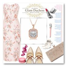 """""""Glam Duchess"""" by glamduchess ❤ liked on Polyvore featuring STELLA McCARTNEY, Nine West and Burberry"""