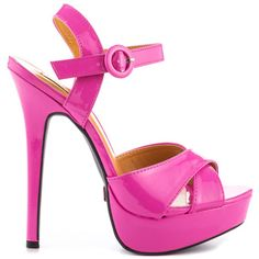 Collyn - Fuchsia by Promise Shoes
