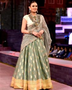 Buy beautiful Designer fully custom made bridal lehenga choli and party wear lehenga choli on Beautiful Latest Designs available in all comfortable price range.Buy Designer Collection Online : Call/ WhatsApp us on : Indian Lehenga, Indian Gowns, Indian Attire, Indian Ethnic Wear, Lehenga Choli, Green Lehenga, Bridal Lehenga, Anarkali, Pakistani Outfits