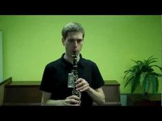 Kincaid's Video: How to Stop Squeaking on Your Clarinet