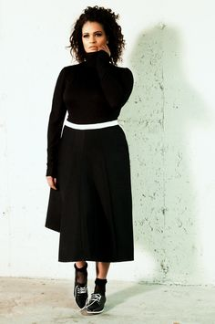 Plus designer to watch: PLY Apparel  on The Curvy Fashionista