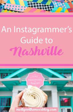Instagrammers guide to Nashville | best photos in Nashville | guide to Nashville | where to eat in Nashville