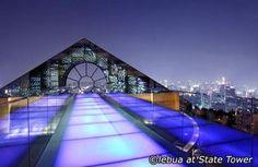 Top 20 Rooftop Bars Bangkok -> highest: Baiyoke Sky Hotel in Pratunam