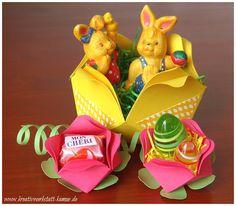 Hannelore Drews, Creative, Stampin Up, Desserts, Decor, Cards, Basket, Creative Ideas, Easter Activities
