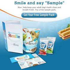 Your dog will love the NEW Beneful Dog Treats and Adult Dog Food. Hurry and grab your FREE Samples!
