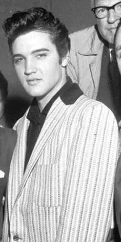 Elvis .....late 50's