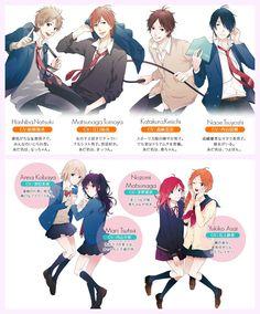 """Nijiiro Days ~ Shoujo ~ Natsuki es un chico cuya novia lo terminó la noche de navidad, pero aparece una chica vestida de """"Santa Claus"""" quien sin saber quién era o su nombre lo anima y él agradecido le da la bufanda que se suponía le daría a su novia. Ahora en el instituto él y Keiichi, Tomoya y Tsuyoshi; sus mejores amigos, deberán ayudarlo a conocerla ya que por razones del destino, ¡la chica """"Santa"""" estudia en el mismo instituto con ellos! ¡¿Y está usando la bufanda?!"""