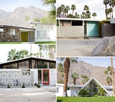 Palm Springs HOMEage