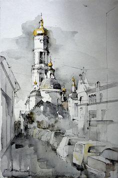 Artem Suprun -Вид на Успенский