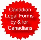 Legal Forms for Canadians