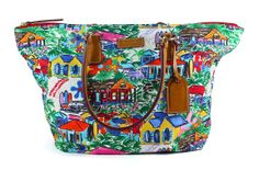Amazon.com: Dooney & Bourke Nylon Novelty Lg Tulip Shopper: Shoes