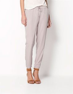 For a Lazy Day Pants