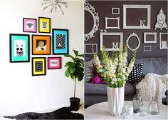 Inspiração: paredes
