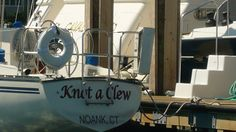 Knot a Clew Boat Names, Knots, Tying Knots, Knot, Buttons
