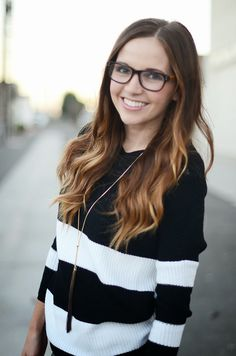 I love fucking girls with glasses