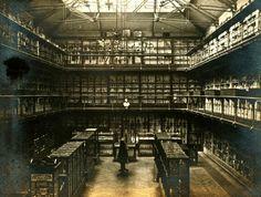 Barts Pathology Museum, London.