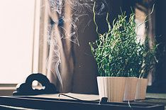 5 All-Natural Incense Brands For Meditation, Yoga, or Just Because · Eco-Chick Tantra, Feng Shui, Positive Vibes, Psychic Mediums, Mindfulness Meditation, Meditation Space, Smudging, Cleanse, Good Vibes