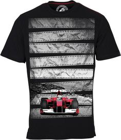Clothing brands: Huetrap Men's Racing Red Car Black T Shirt Boys T Shirts, Cool Shirts, Casual Shirts, T Shirts For Women, Mens Attire, Tee Design, Tshirts Online, Shirt Designs, Mens Fashion