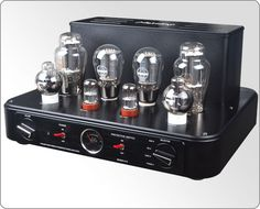 MC845-C12  STEREO INTEGRATED AMPLIFIER (CLASS-A)