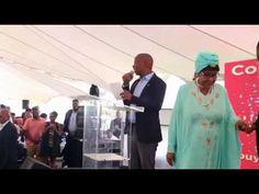 Winnie Mandela's Last Speech To EFF Julius Malema & Dr Ndlozi - YouTube