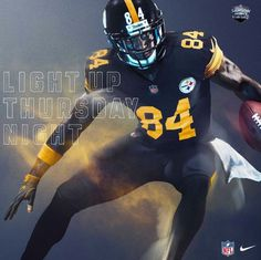 34ec63c43 Pittsburgh Steelers Nfl Color Rush Uniforms