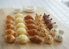 新しいパンがいろいろ(^^) の画像|R.forest