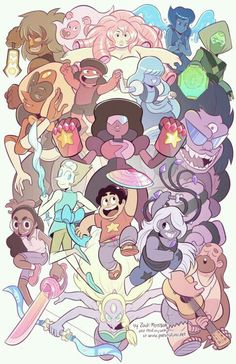 Nos somos steven universo (we are steven universe)