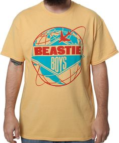 Beastie Boys License To Ill World Tour T-Shirt - Music T-Shirt