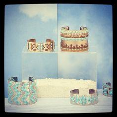 Collection 1.1 / Les Turquoises et sables - Bijoux Camille Enrico