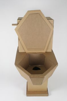 10 Best Cardboard Toilet Images Toilet Contemporary