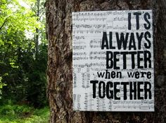 Jack Johnson - Better Together #lyrics our wedding song. LOVE IT. So much meaning!