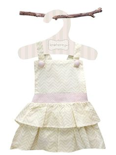 Evie Frilly Playsuit Dress - Baby Girl Dresses - Girls - Little Chickie
