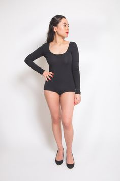 Nettie Bodysuit pattern // Closet Case Patterns