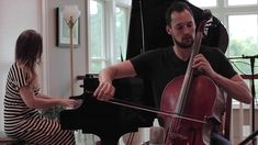 Sia - Chandelier (Piano/Cello Cover) - Brooklyn Duo (that melody is perfect for a cello, and he nails all the high notes!)