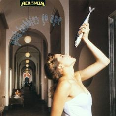 Pink Bubbles Go Ape, an Album by Helloween. Released March 21, 1991 on EMI (catalog no. 0777 7 96086 2 1; CD). Genres: Power Metal, Heavy Metal.  Featured peformers: Michael Kiske (lead vocals), Michael Weikath (guitar), Roland Grapow (guitar), Markus Grosskopf (bass), Ingo Schwichtenberg (drums)