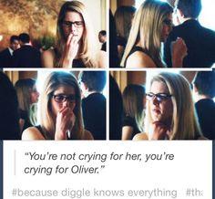 Arrow - Felicity #2.21 #Season2 #Olicity