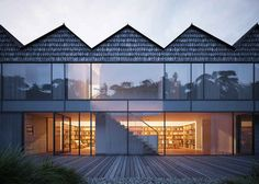 HendeeBorg House | 9 Stunning Architectural Images: Rendering Or Reality?